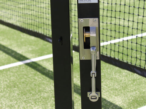 Winding Unit for Internal Tennis Posts