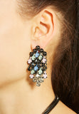 Waterfall Statement Earring - MY FLASH TRASH