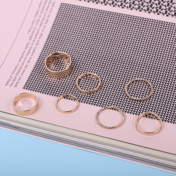 Delicate Ring Set