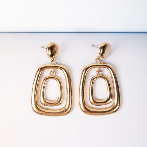 Surrealist Statement Earrings