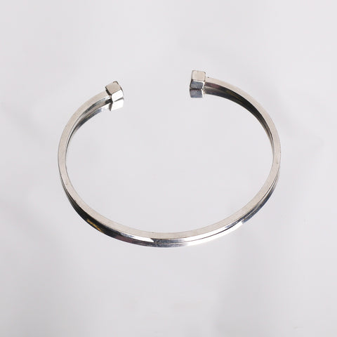Square Metal Bangle