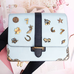 Wild West Charm Satchel