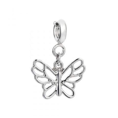 butterfly charm - MY FLASH TRASH