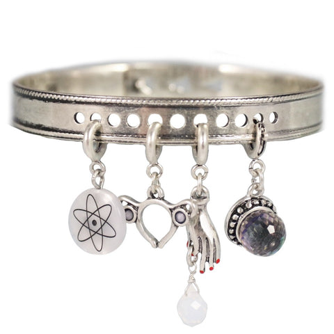 mystic charm bangle set