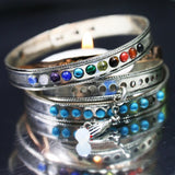turquoise bangle - MY FLASH TRASH