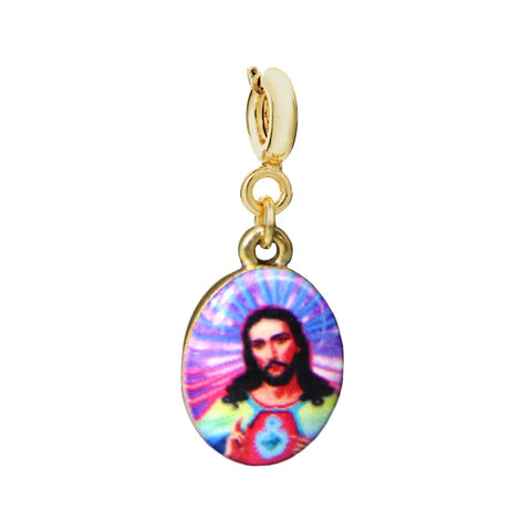 jesus charm - MY FLASH TRASH