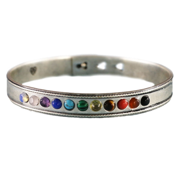 mystic crystal bangle