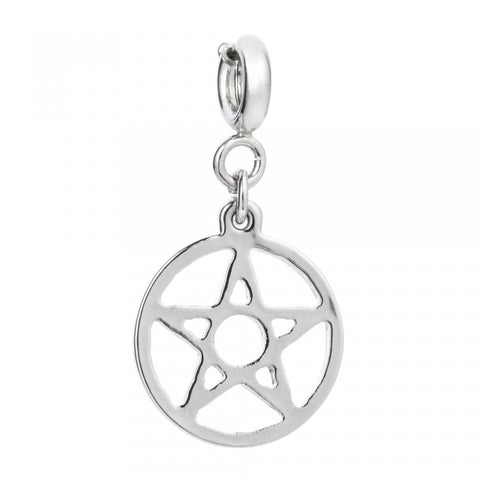 pentagram charm - MY FLASH TRASH