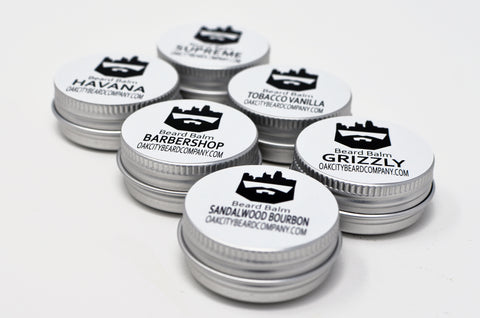 Custom Sample Pack (Beard Balm) (6) by Oak City Beard Company