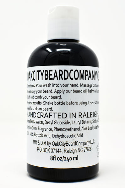 Supreme (Beard Wash) by Oak City Beard Company