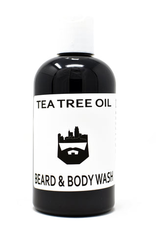 Tea Tree Oil (Beard Wash)