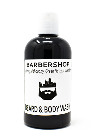BarberShop (Beard Wash)