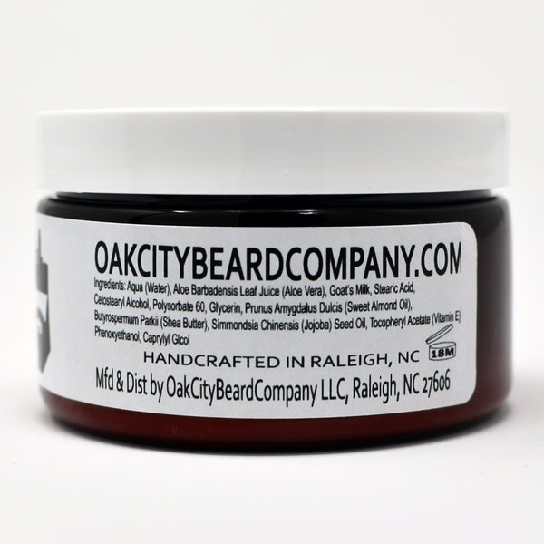 Original (Goat's Milk Body Moisturizer) by Oak City Beard Company