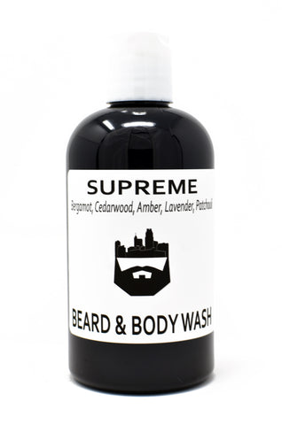 Sandalwood Bourbon (Beard Wash)