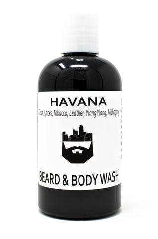 Havana (Beard Wash) by Oak City Beard Company