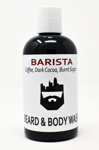 Barista (Beard Wash) by Oak City Beard Company