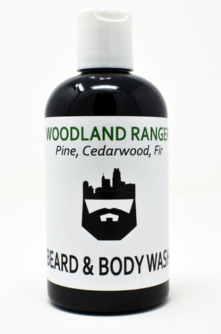 Woodland Ranger (Beard Wash) by Oak City Beard Company