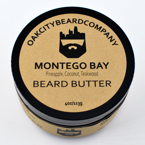 BarberShop (Beard Balm) by Oak City Beard Company