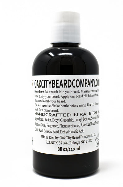 BarberShop (Beard Wash) by Oak City Beard Company