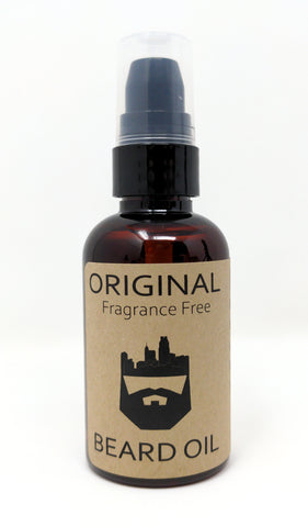 Original (Beard Oil) by Oak City Beard Company