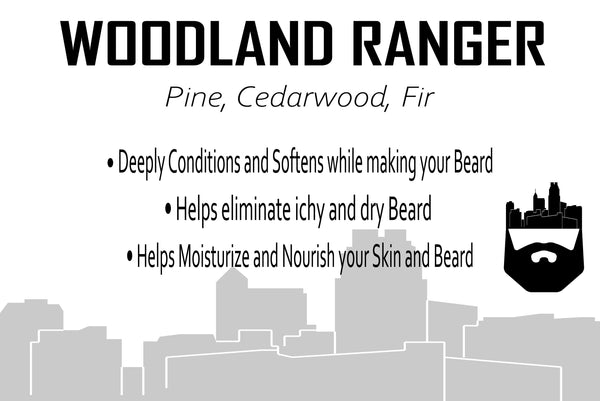 Woodland Ranger (Beard Balm) by Oak City Beard Company
