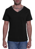 MEN'S V NECK SLIM FIT