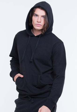 MEN'S ZIP HOODIE WITH POCKETS