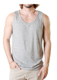 MEN'S SPECKLED JERSEY TANK