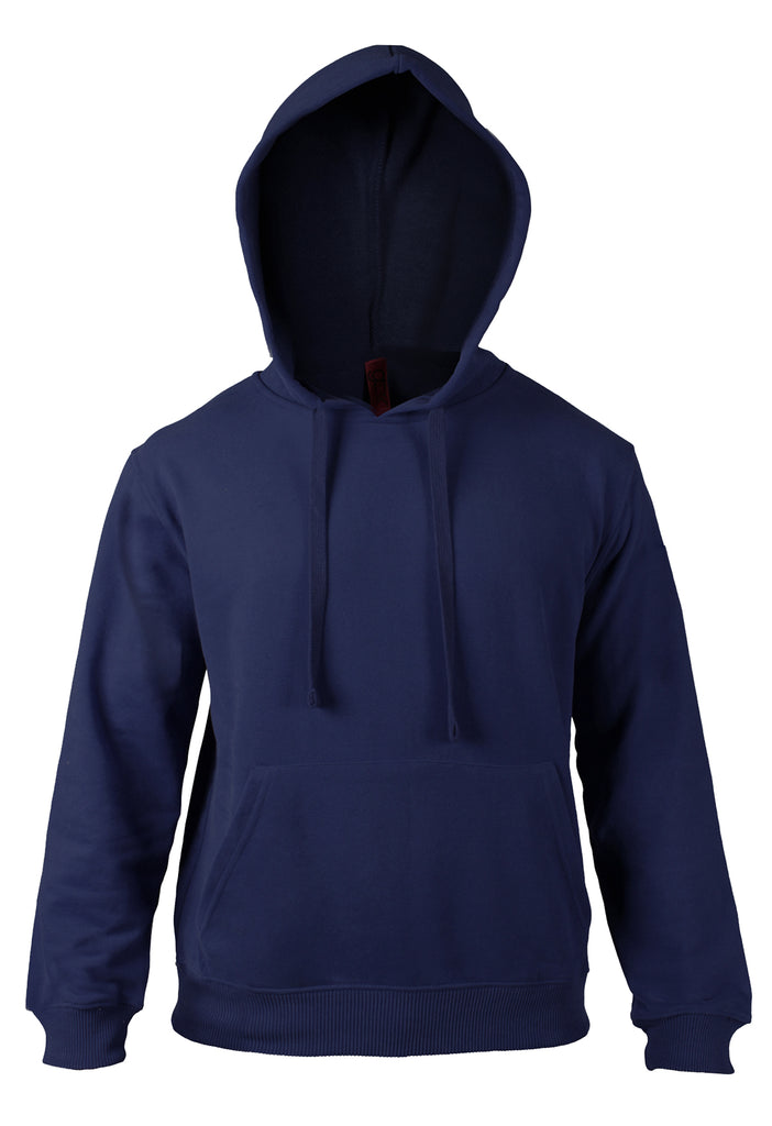 MEN'S PULLOVER HOODIE WITH FRONT POCKETS