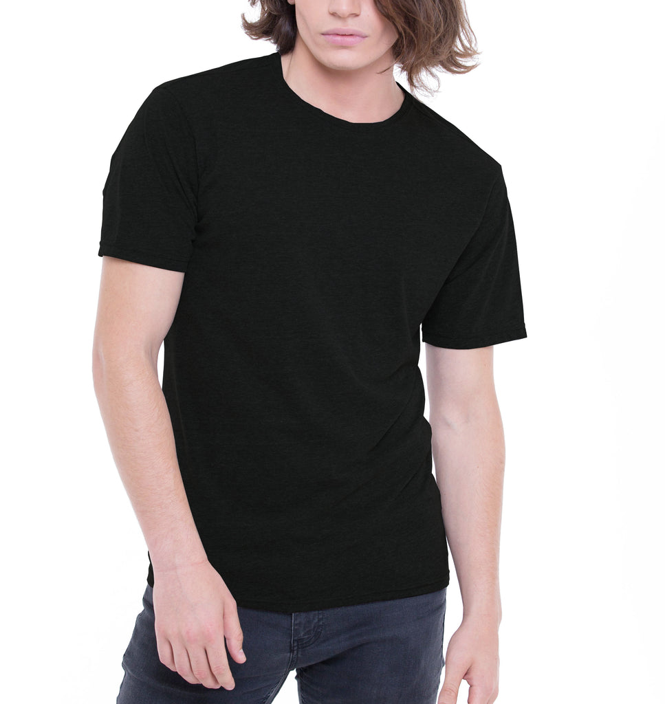 MEN'S SHORT SLEEVE CREW NECK T-SHIRT REGULAR FIT