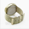 New 14K Gold Digital Smart Watch Mash Band - Raonhazae