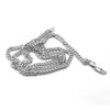Lab diamond Micro Pave Basketball Rim Pendant w/ Miami Cuban Chain BR061 - Raonhazae