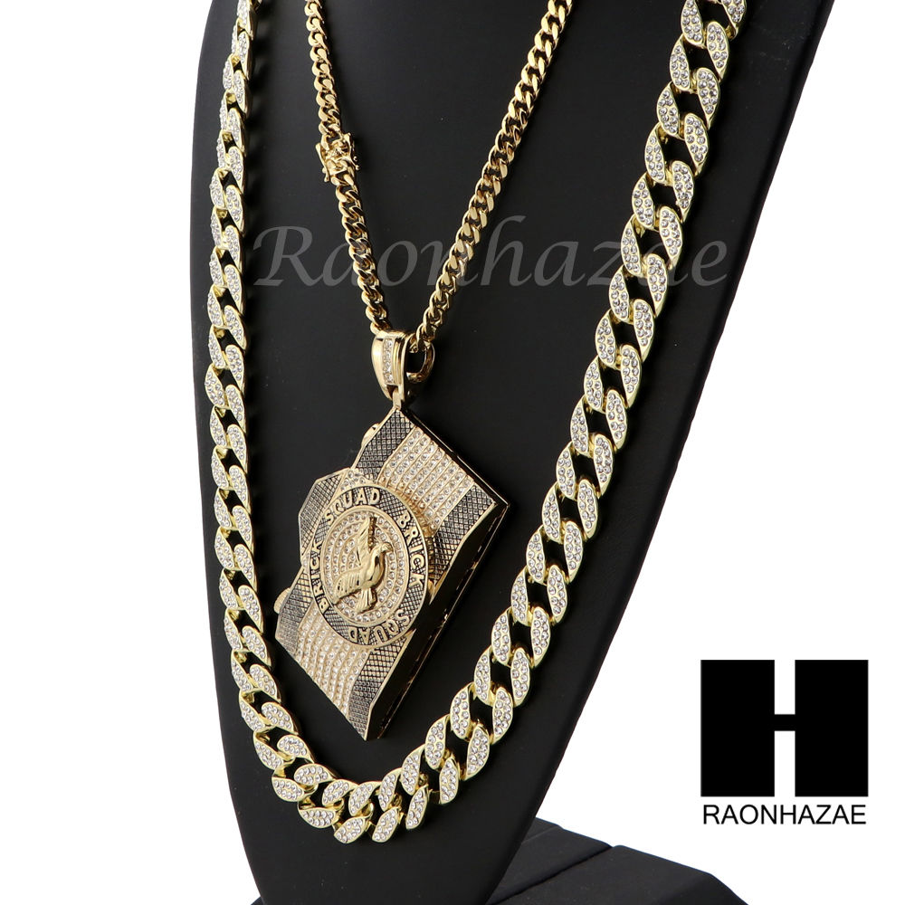 Brick squad camera pendant 6mm cuban 12mm iced out cuban chain brick squad camera pendant 6mm cuban 12mm iced out cuban chain necklace s03 mozeypictures Image collections