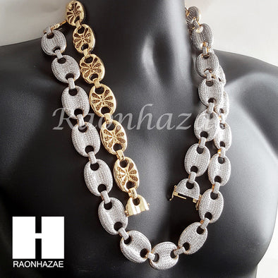 Chains Iced Out Raonhazae