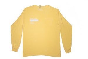 For Her Longsleeve - Yellow