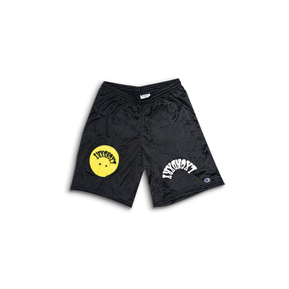 Nobody's Smiling LXGNDXRY Mesh Champion Shorts