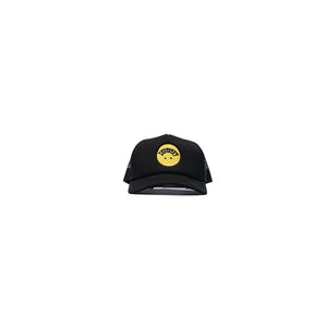 Smiling LXGNDXRY Trucker Hat