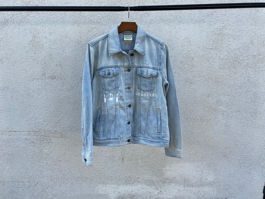 FOR HER Archive - Women's Upcycled GAP Denim Jacket