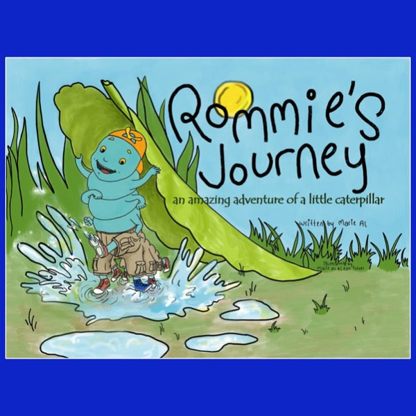 Book - ENGLISH - Rommie's Journey | Avenue Petit Lou