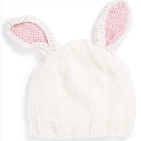 Bamboo Bunny Knit Hat | Avenue Petit Lou
