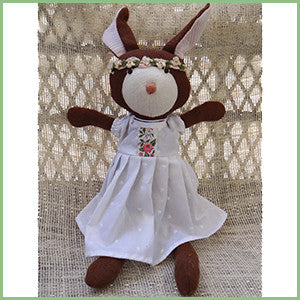 Soft Woodland Toy - Rabbit