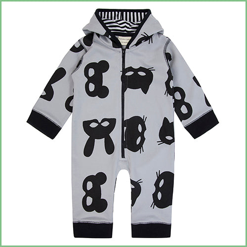 Organic Cotton Outersuit | Avenue Petit Lou