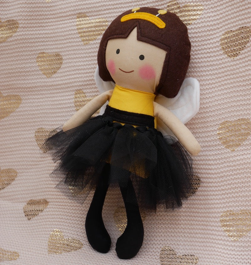 Bella Bee Doll - One of a Kind | Avenue Petit Lou