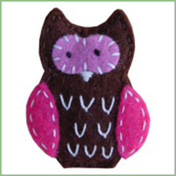 Owl Hair Clips for Toddlers | Avenue Petit Lou