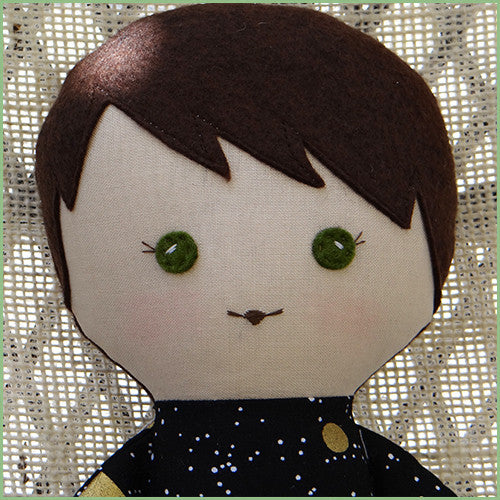 Boy Soft Dolls - Handmade - Avenue Petit Lou