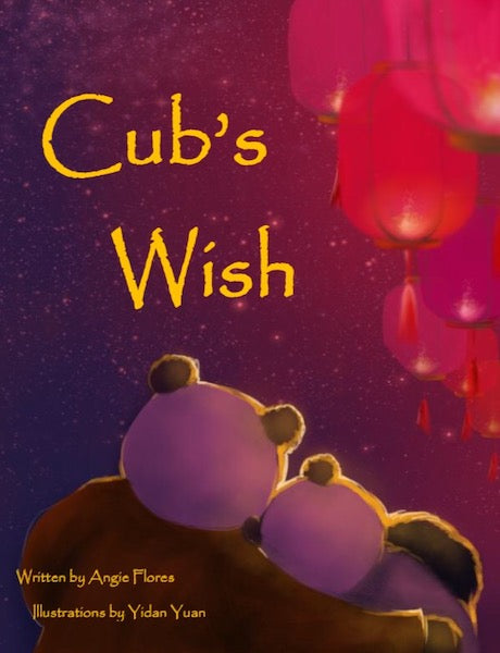 Book - ENGLISH - Cub's Wish - Avenue Petit Lou