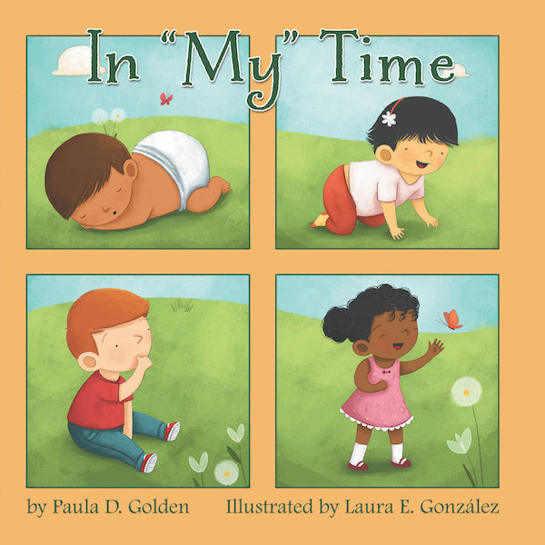 "Book - ENGLISH - In ""My"" Time - Avenue Petit Lou"