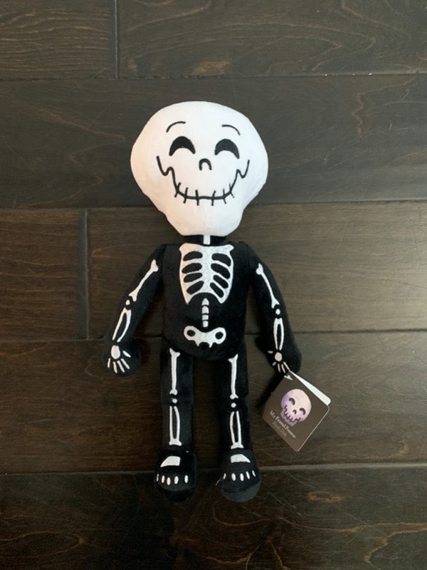 Fresno Skeleton Plush Doll | Avenue Petit Lou