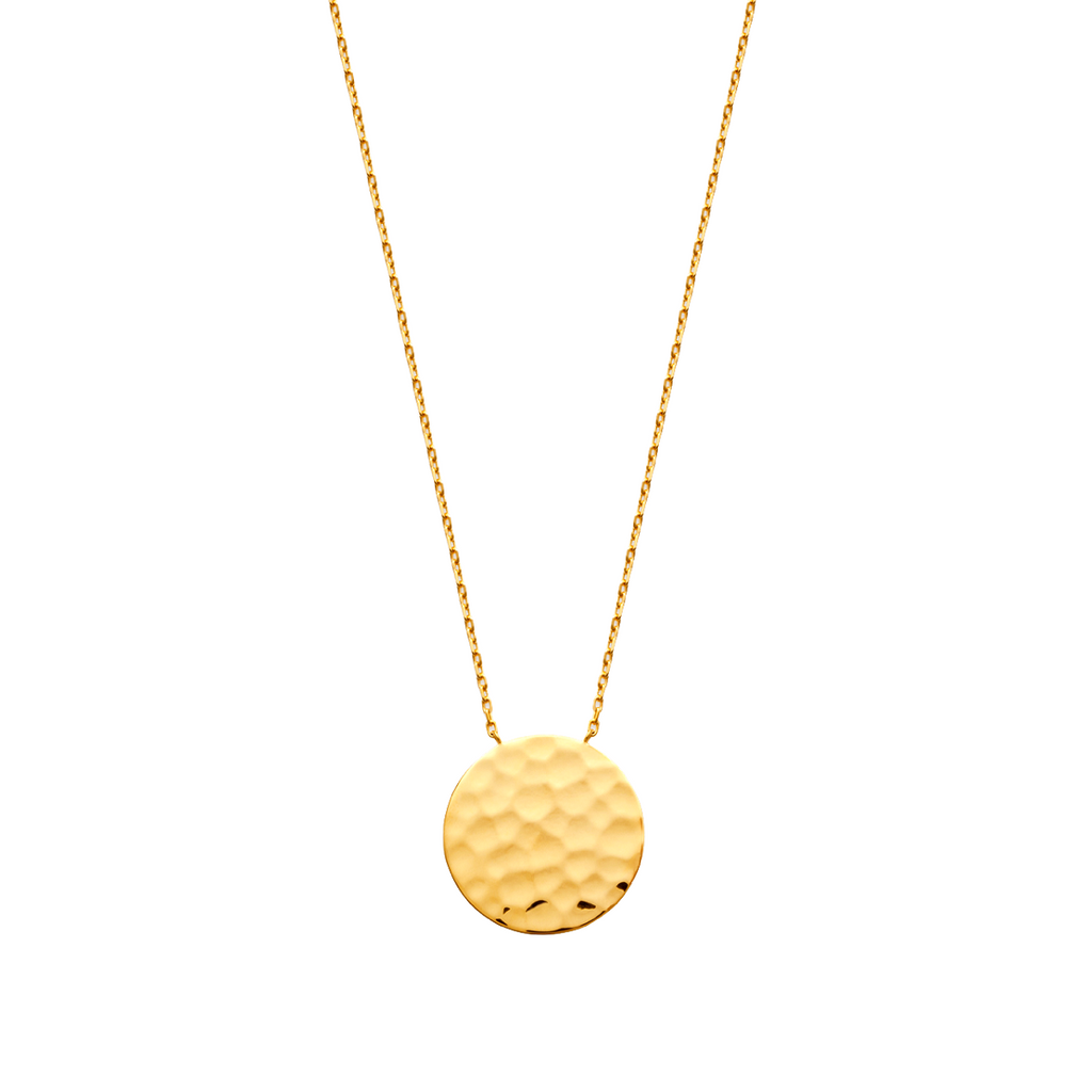 Ava 18K Gold Plated Necklace | Avenue Petit Lou