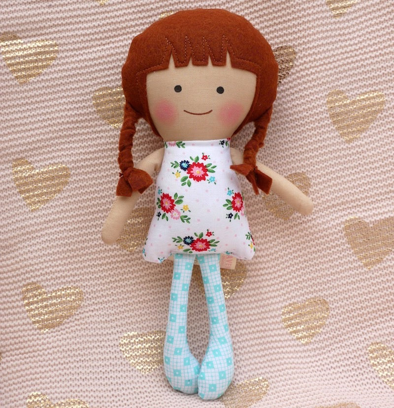 Silly Lily Doll   - One of a Kind | Avenue Petit Lou